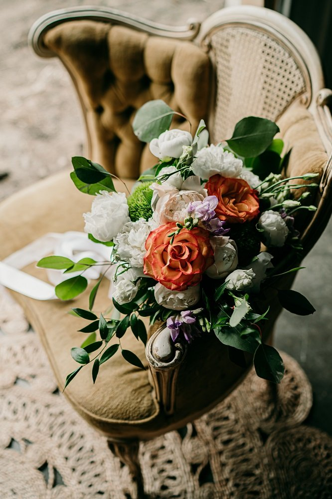 Floral at The Silo Wedding and Event Center